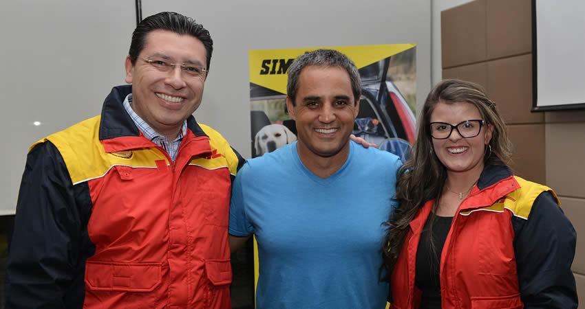 DHL patrocinador oficial de la Carrera de Estrellas 2016